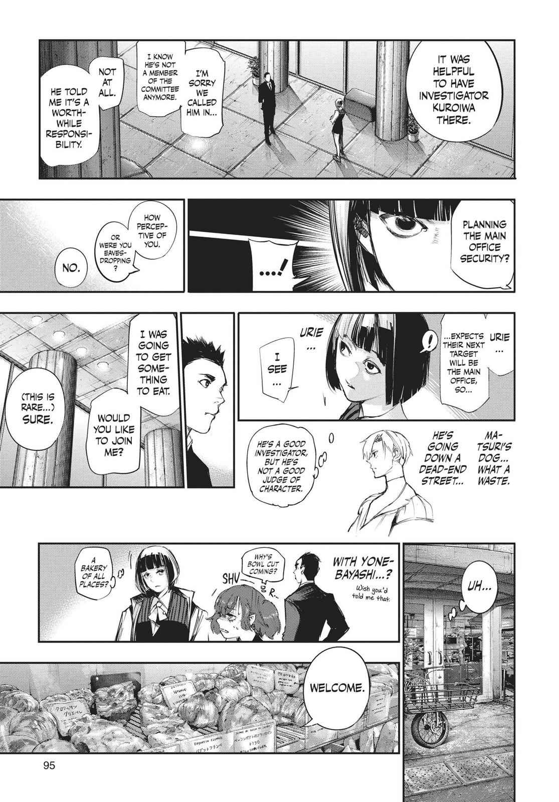 Tokyo Ghoul:re Chapter 103 Page 17