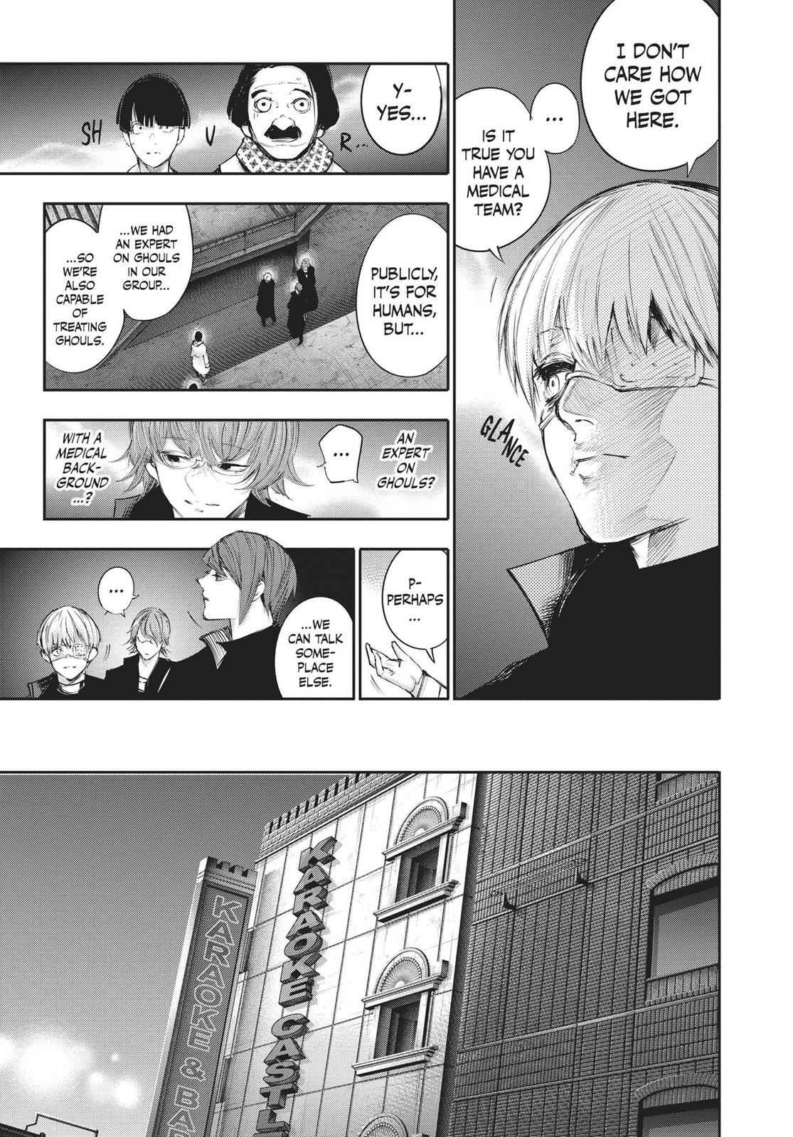 Tokyo Ghoul:re Chapter 103 Page 3