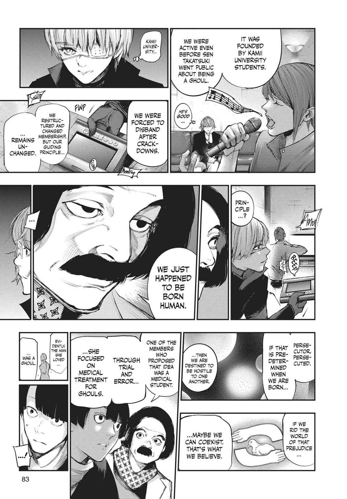 Tokyo Ghoul:re Chapter 103 Page 5