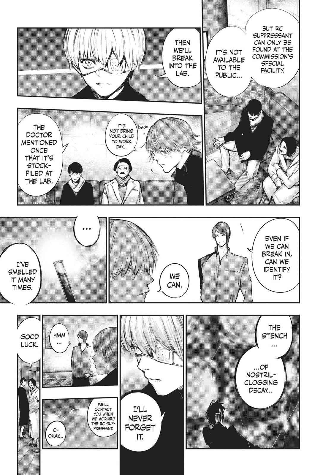 Tokyo Ghoul:re Chapter 103 Page 7