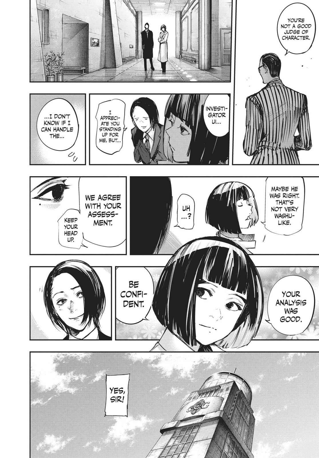 Tokyo Ghoul:re Chapter 104 Page 10