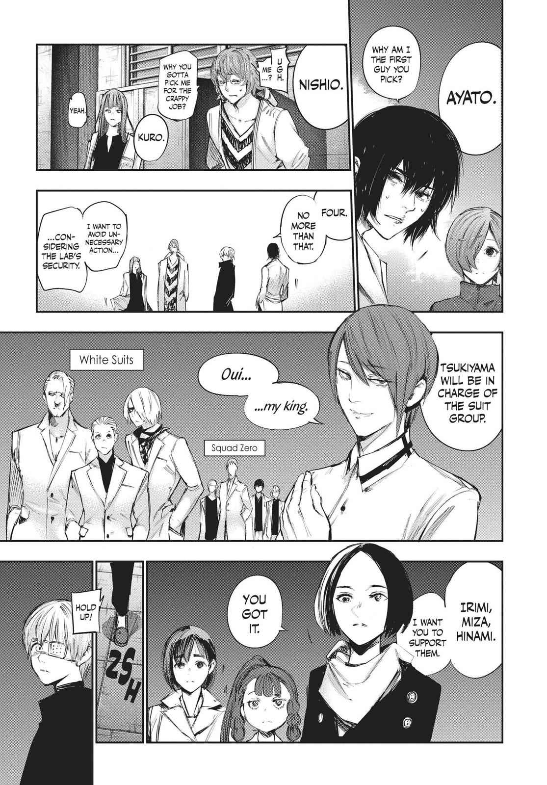 Tokyo Ghoul:re Chapter 104 Page 13