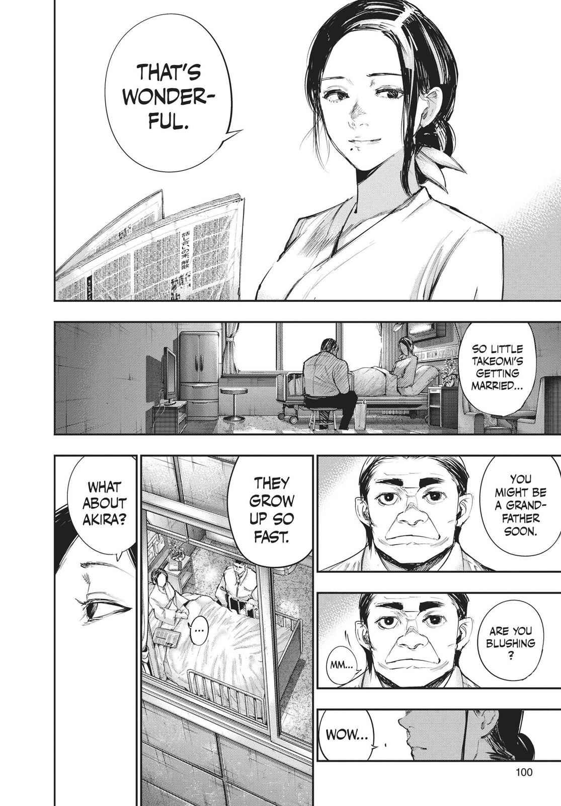 Tokyo Ghoul:re Chapter 104 Page 4