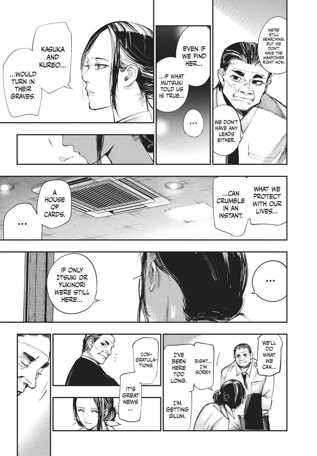 Tokyo Ghoul:re Chapter 104 Page 5