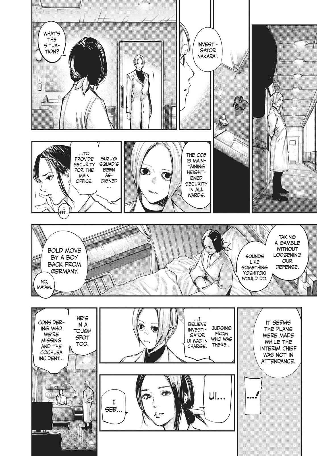 Tokyo Ghoul:re Chapter 104 Page 6