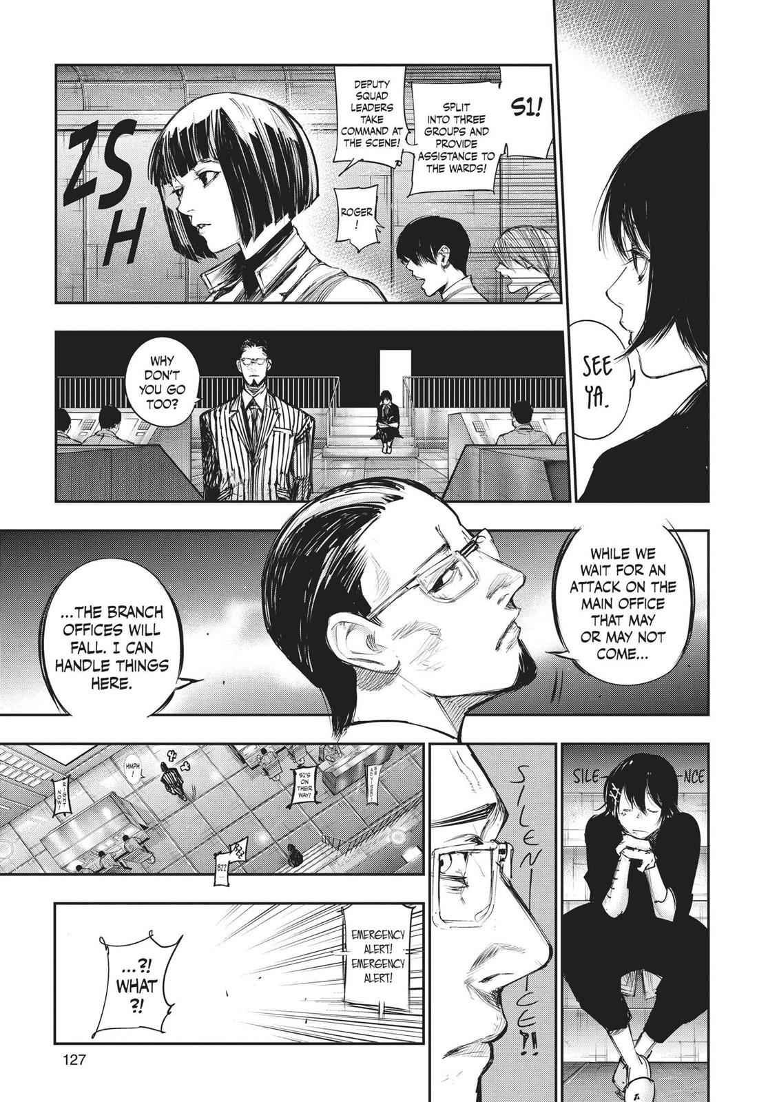 Tokyo Ghoul:re Chapter 105 Page 11