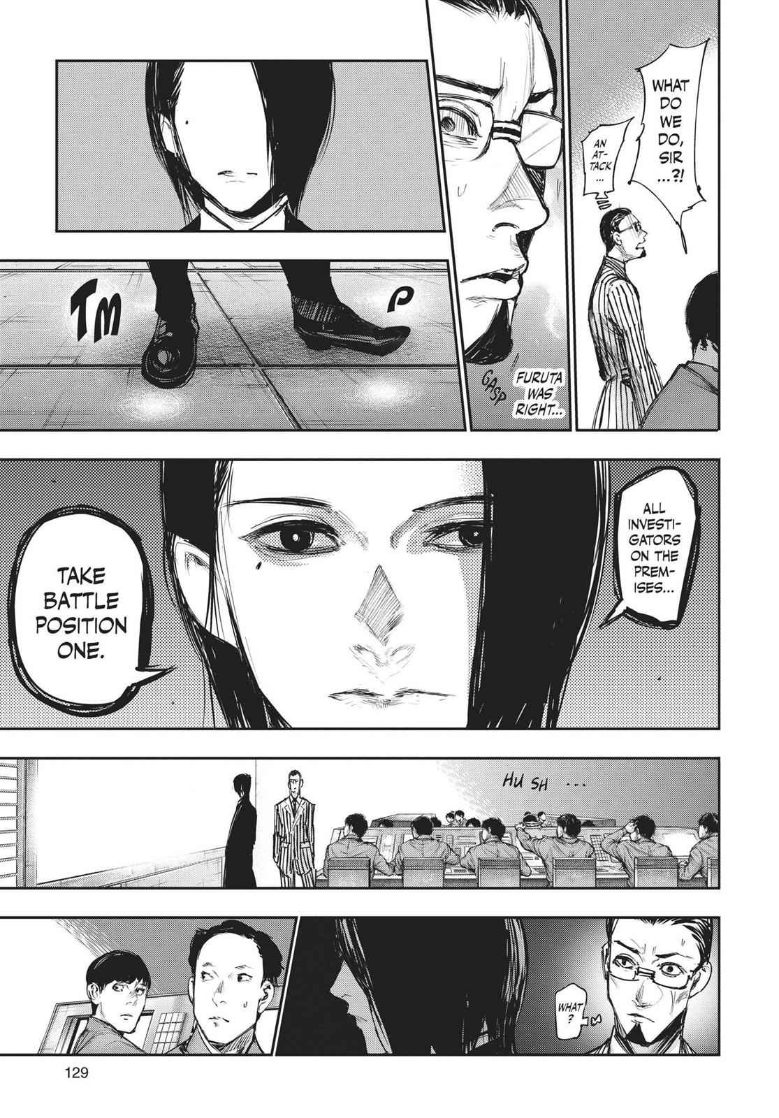 Tokyo Ghoul:re Chapter 105 Page 13