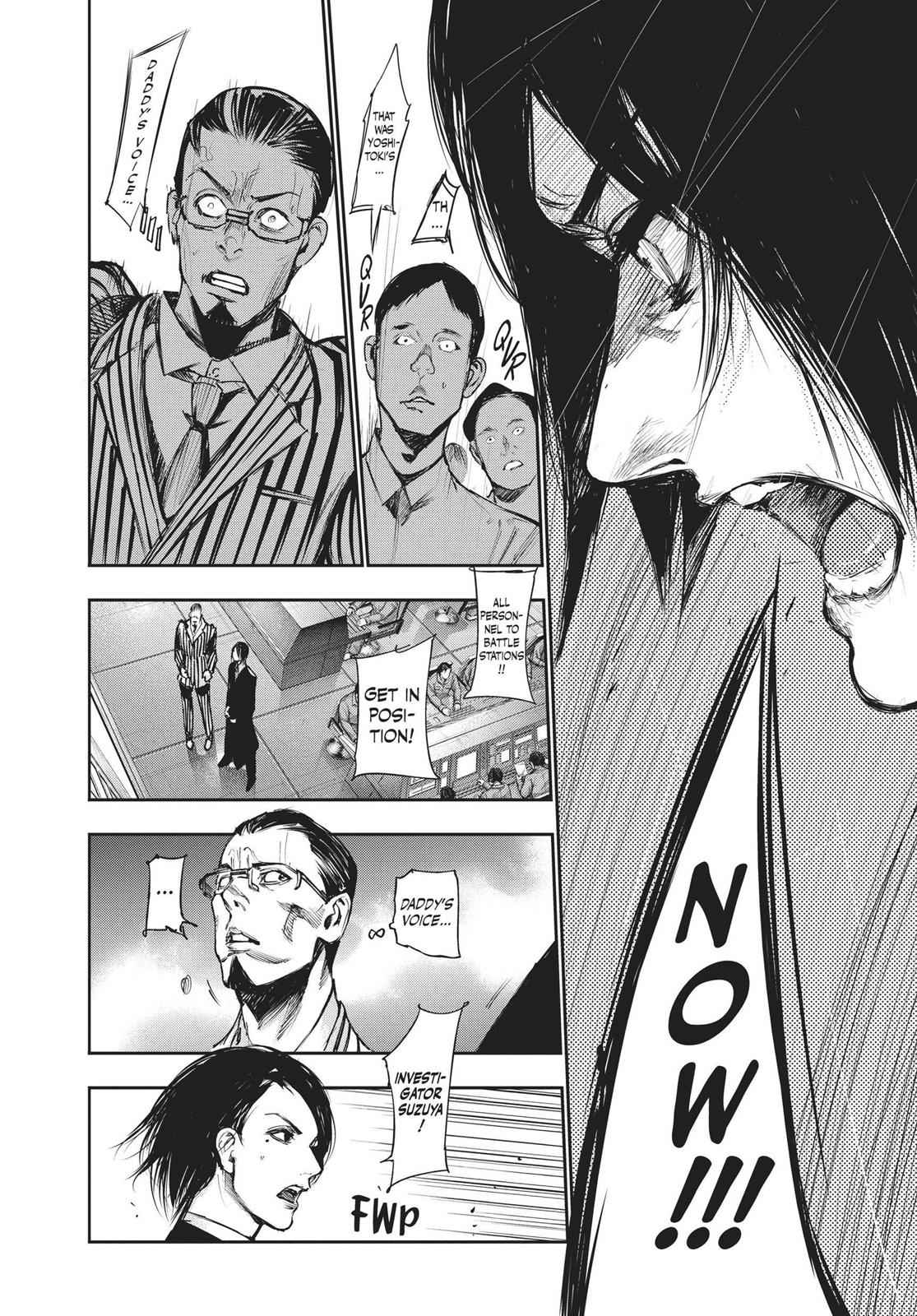 Tokyo Ghoul:re Chapter 105 Page 14