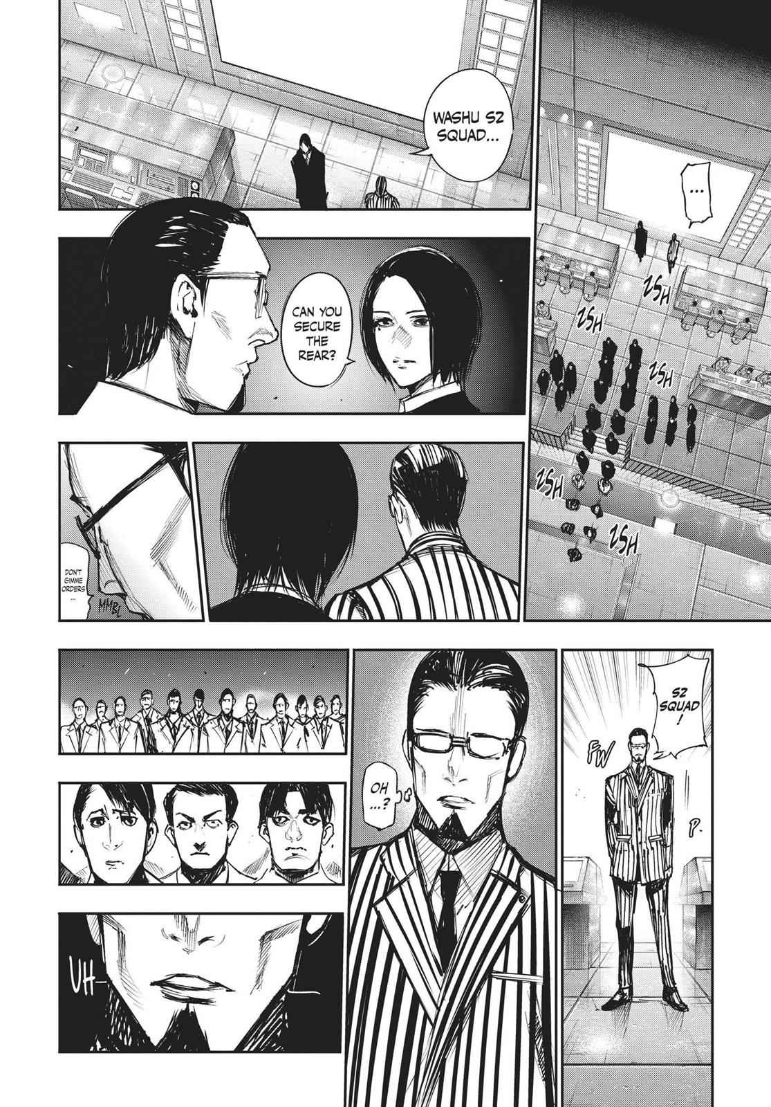 Tokyo Ghoul:re Chapter 105 Page 16