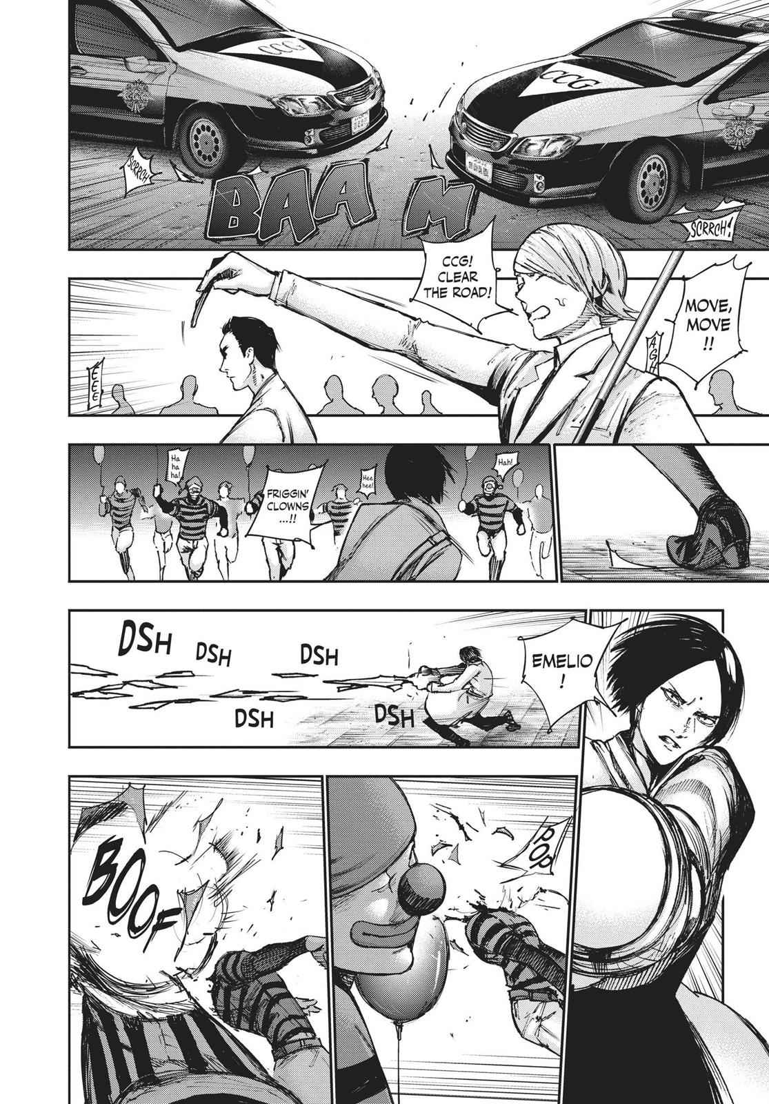 Tokyo Ghoul:re Chapter 105 Page 4