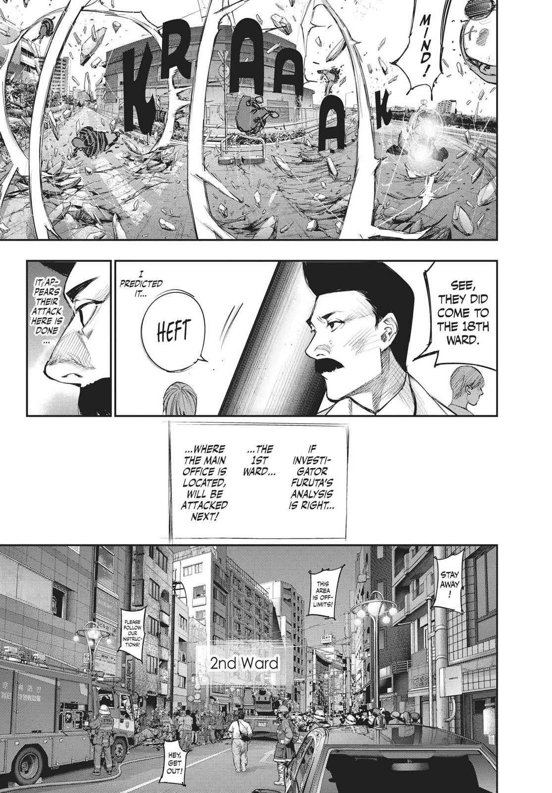 Tokyo Ghoul:re Chapter 105 Page 7
