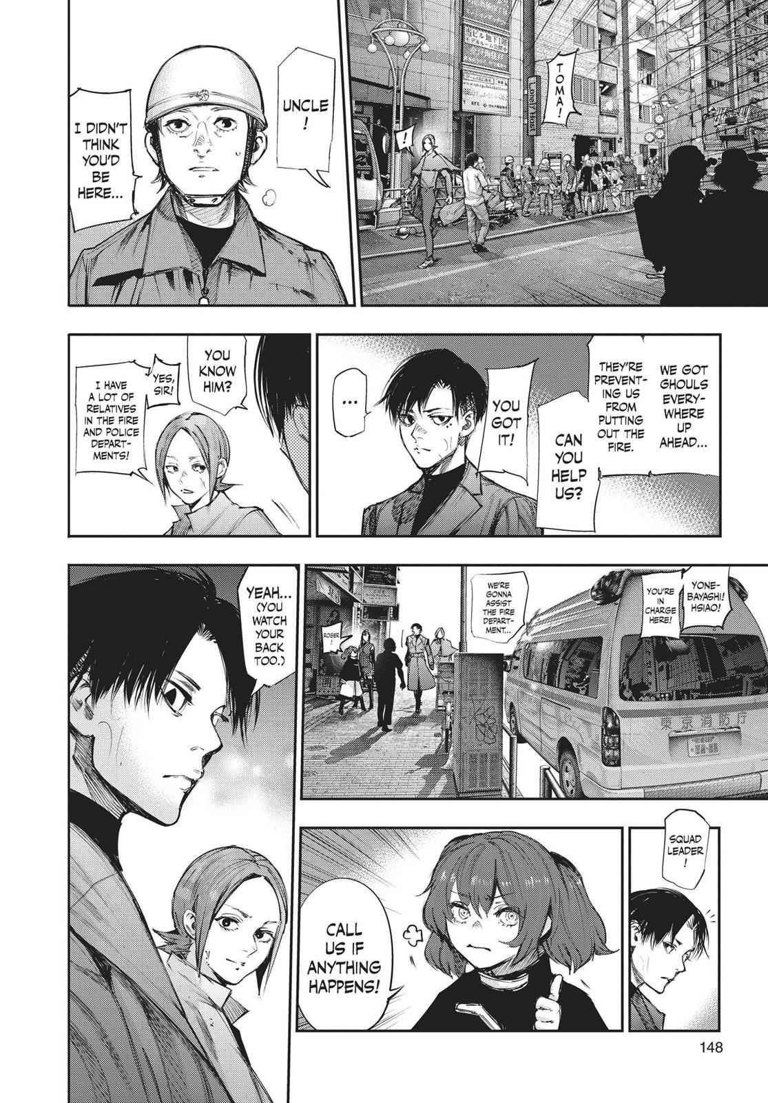 Tokyo Ghoul:re Chapter 106 Page 14