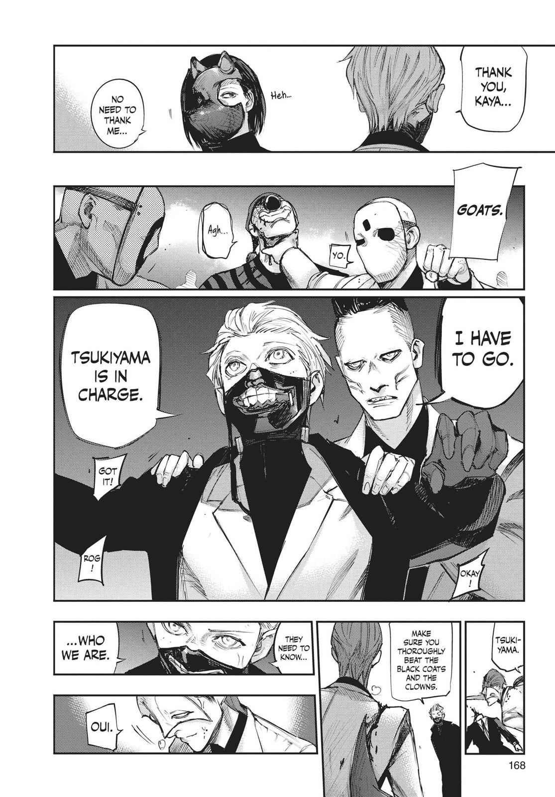 Tokyo Ghoul:re Chapter 107 Page 16
