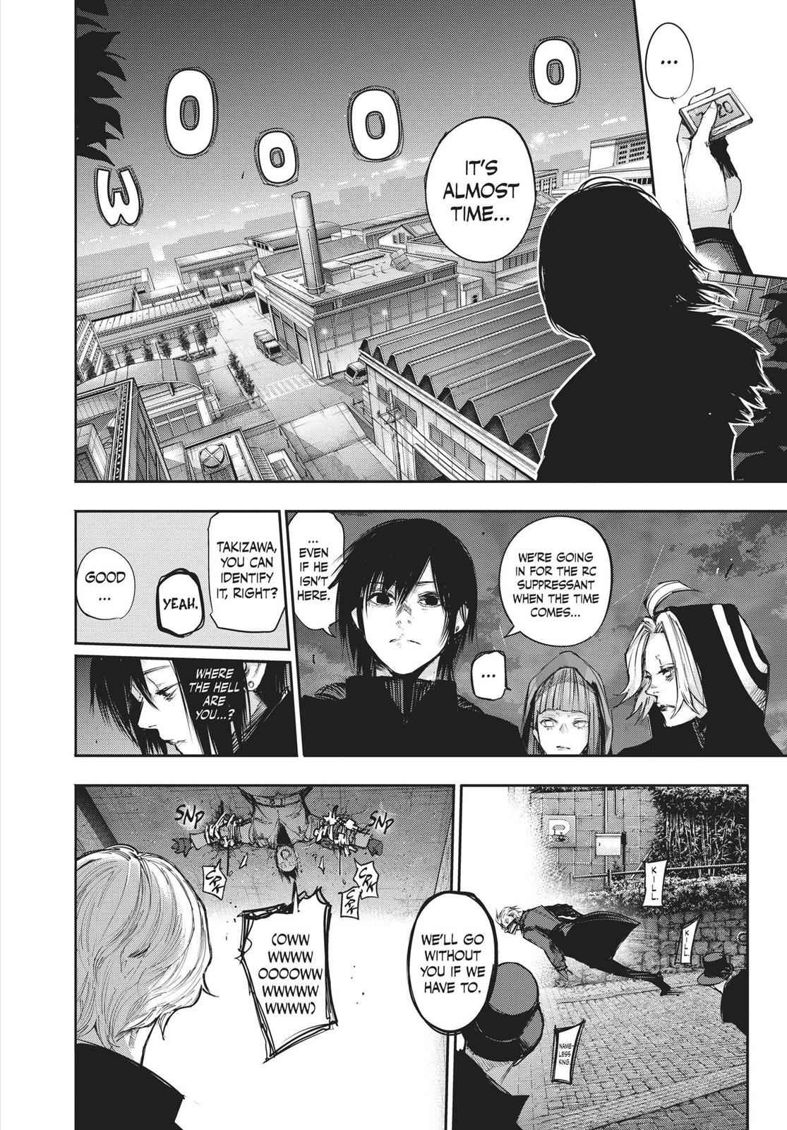 Tokyo Ghoul:re Chapter 107 Page 18