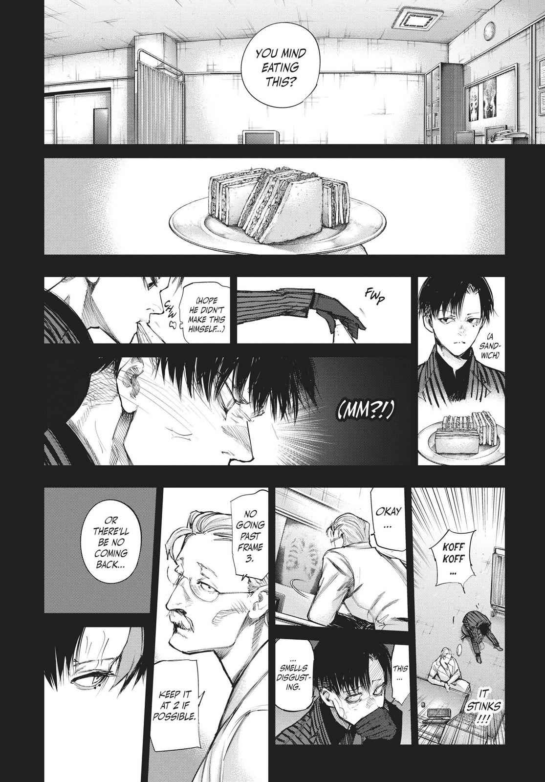 Tokyo Ghoul:re Chapter 108 Page 2
