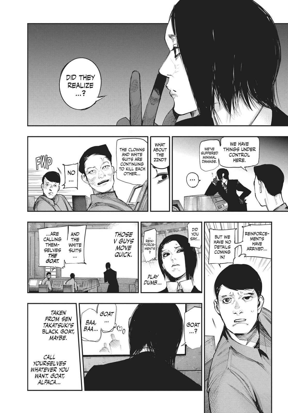 Tokyo Ghoul:re Chapter 108 Page 6
