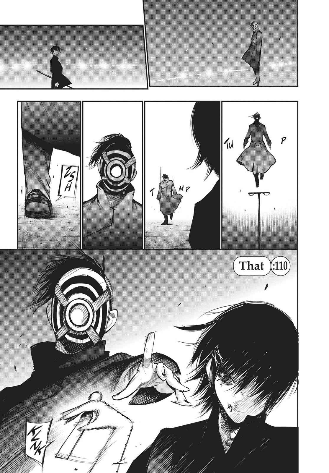 Tokyo Ghoul:re Chapter 110 Page 1