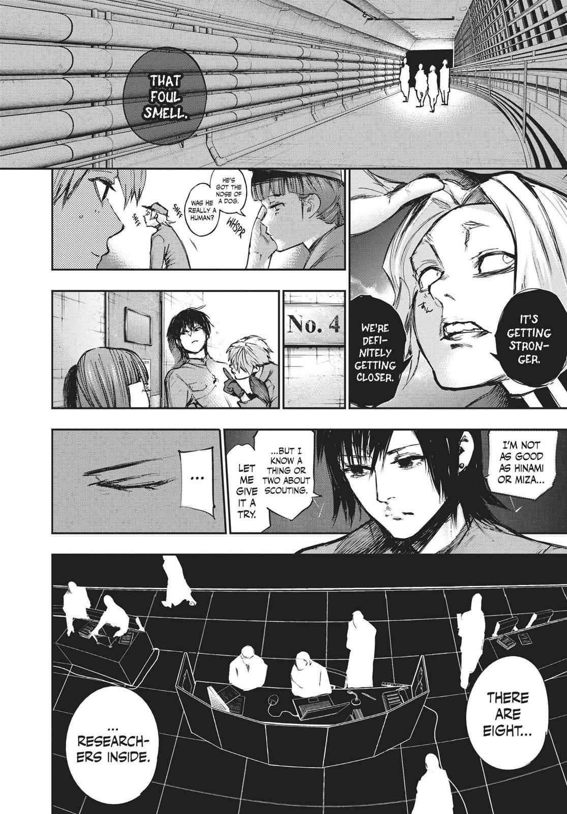 Tokyo Ghoul:re Chapter 110 Page 14
