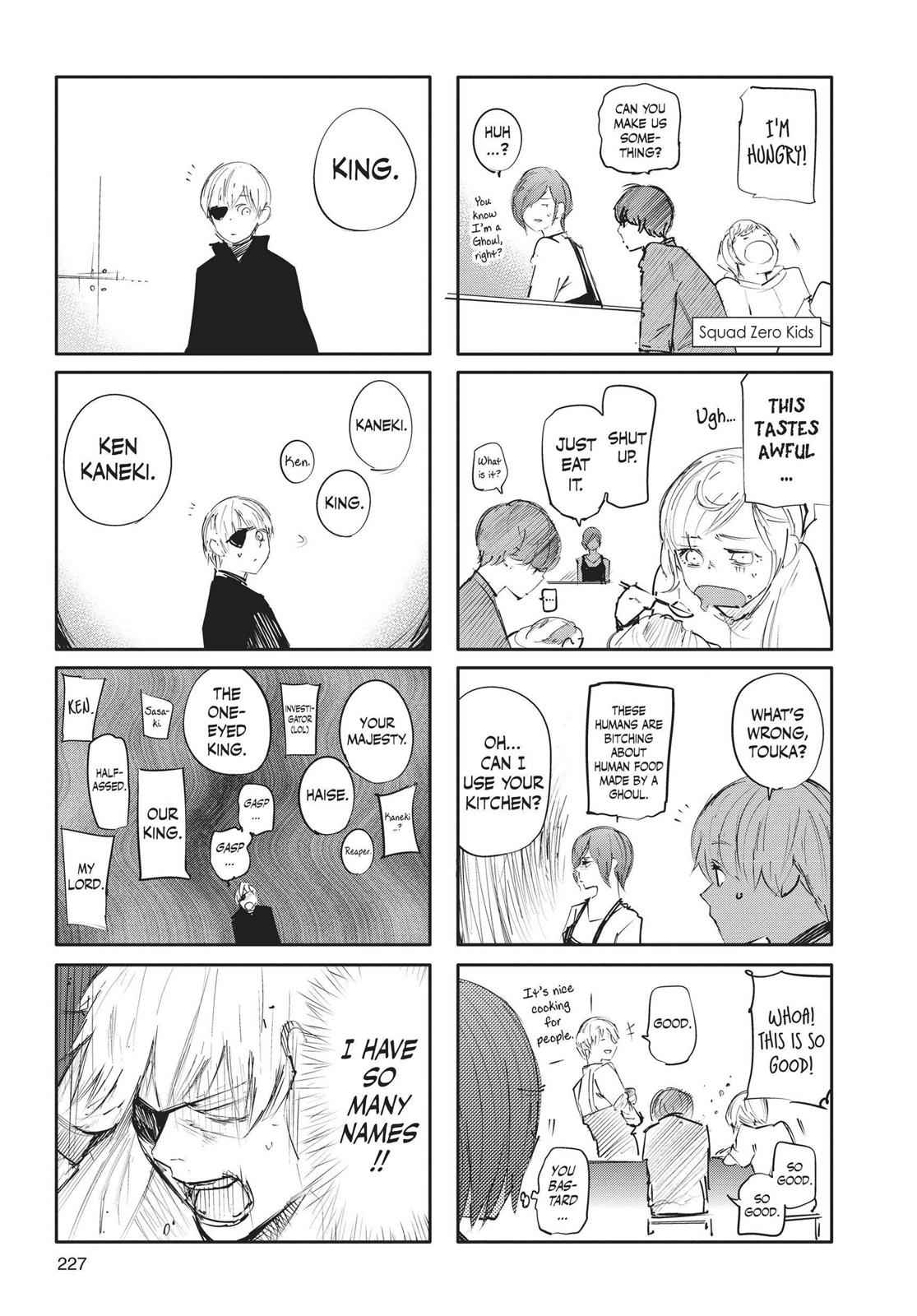 Tokyo Ghoul:re Chapter 110 Page 21