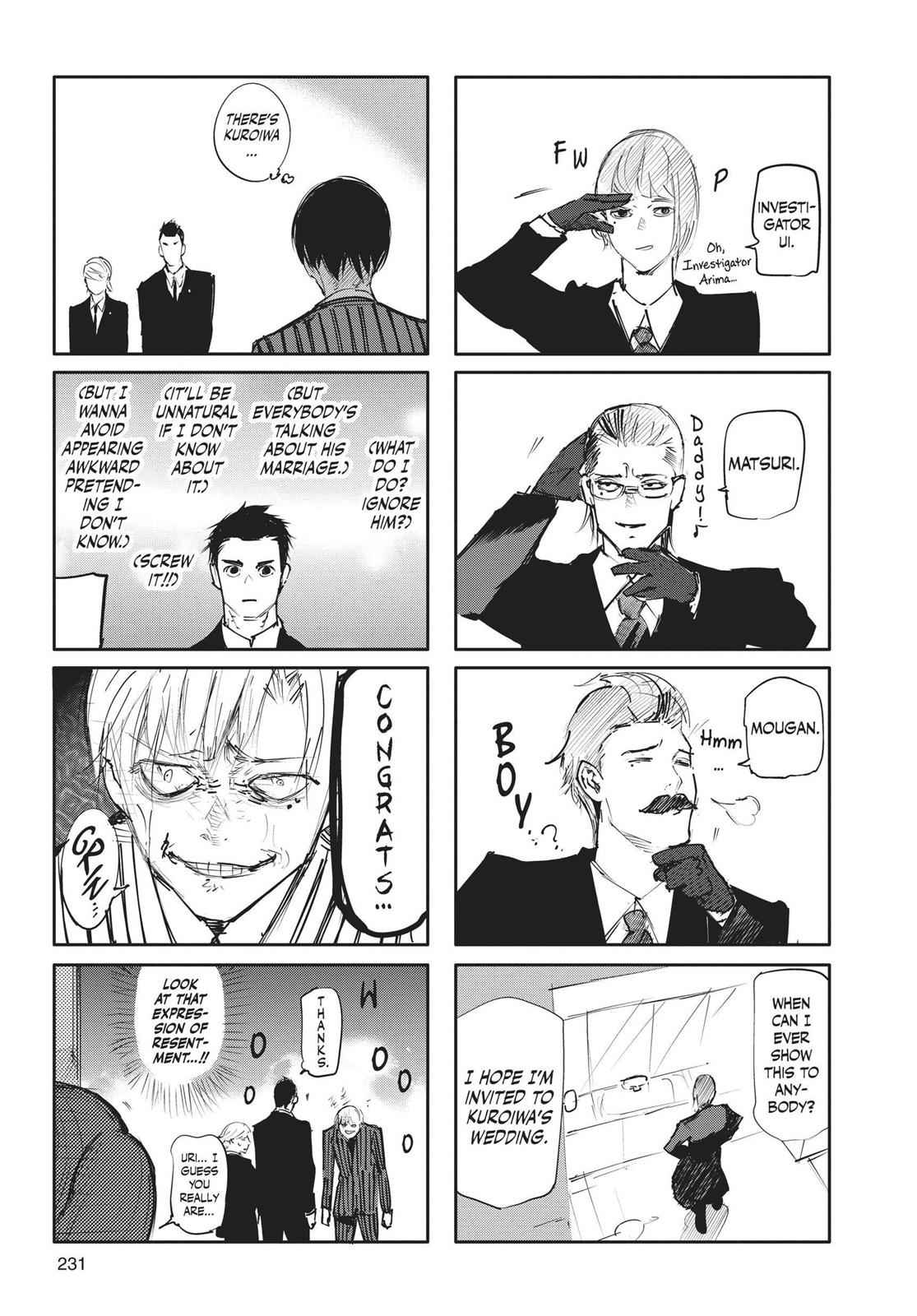 Tokyo Ghoul:re Chapter 110 Page 25