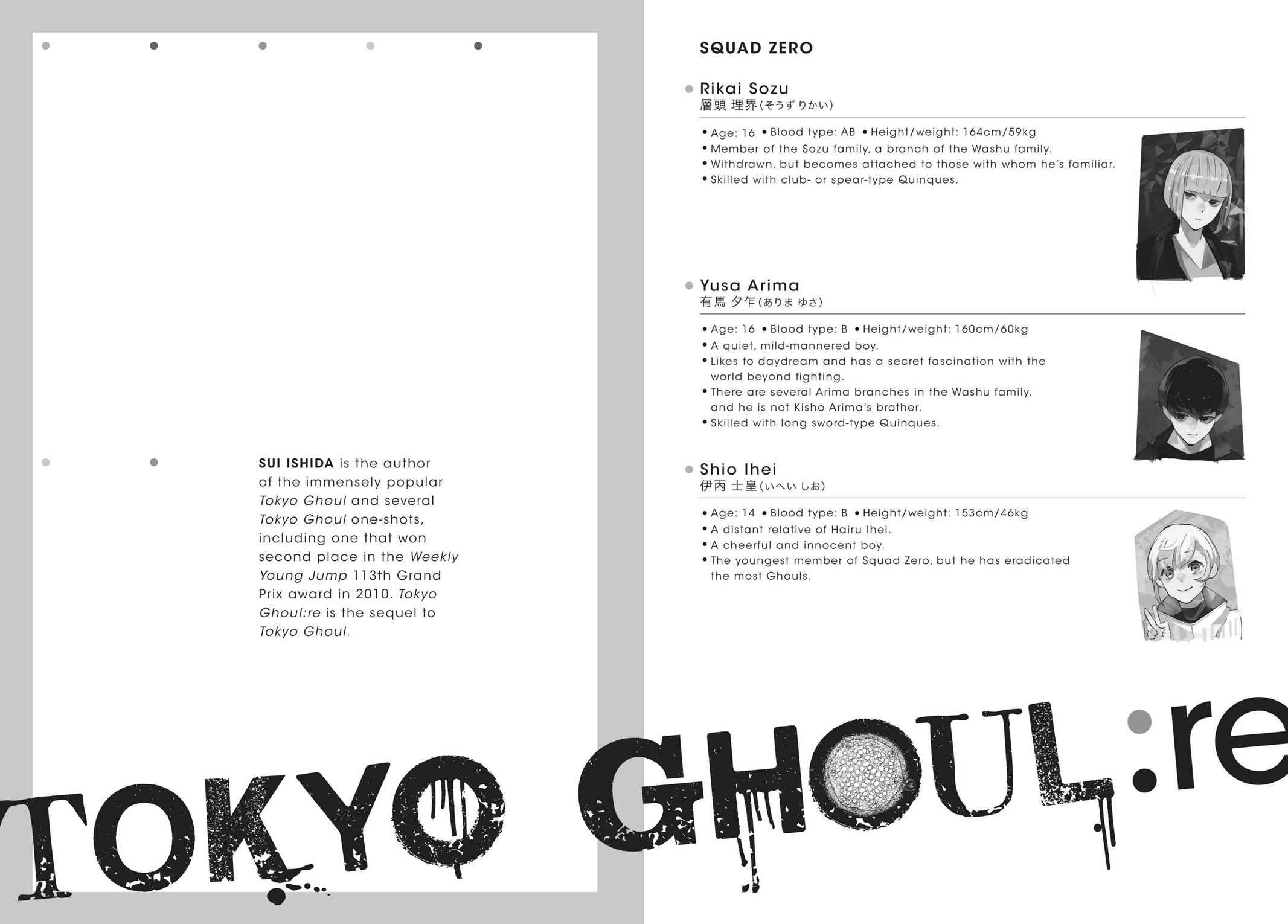 Tokyo Ghoul:re Chapter 110 Page 28
