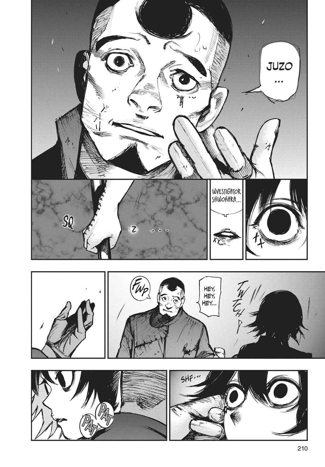 Tokyo Ghoul:re Chapter 110 Page 4