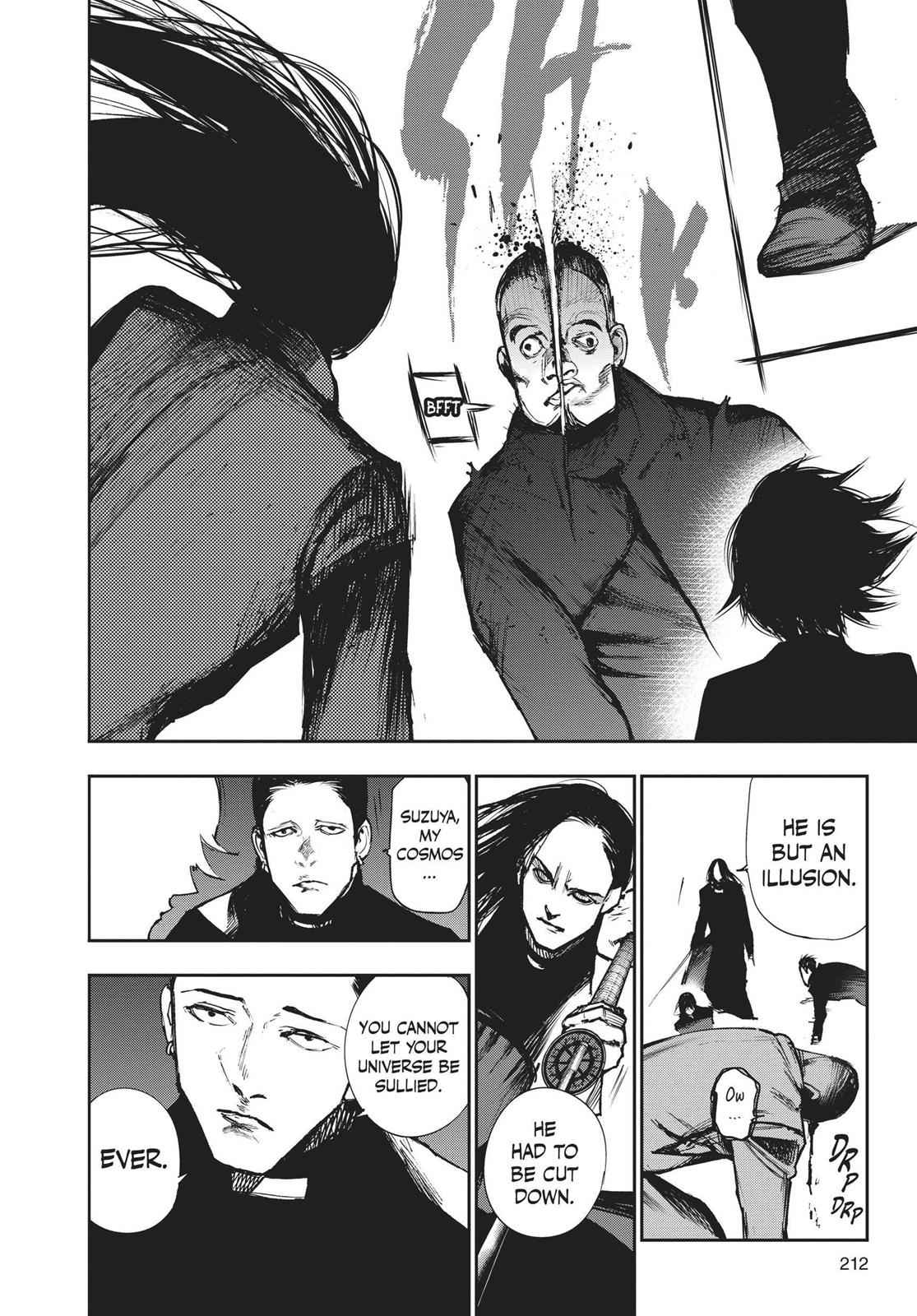 Tokyo Ghoul:re Chapter 110 Page 6