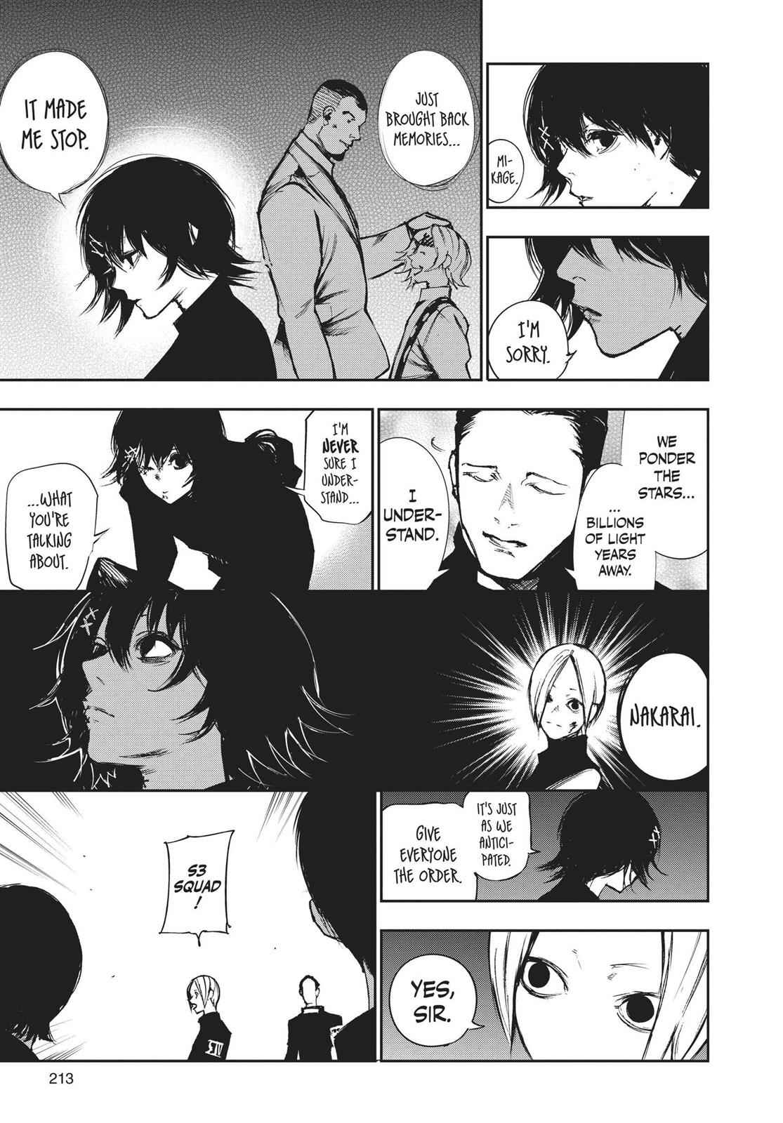Tokyo Ghoul:re Chapter 110 Page 7