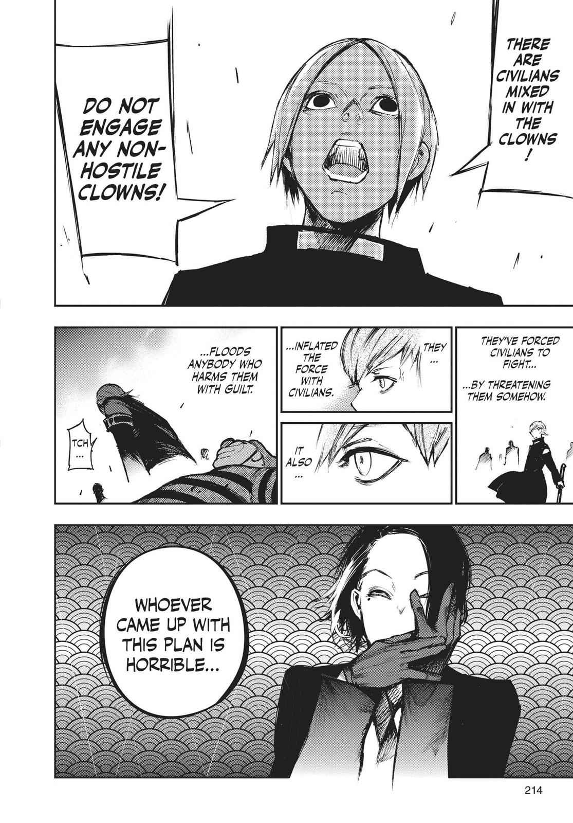 Tokyo Ghoul:re Chapter 110 Page 8