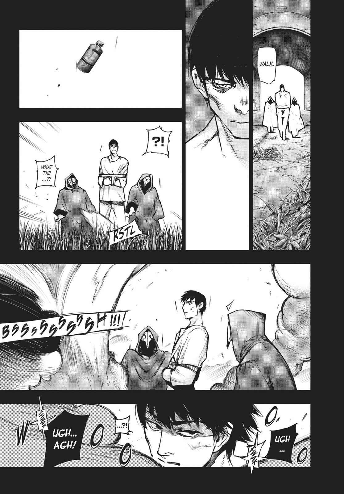 Tokyo Ghoul:re Chapter 111 Page 12