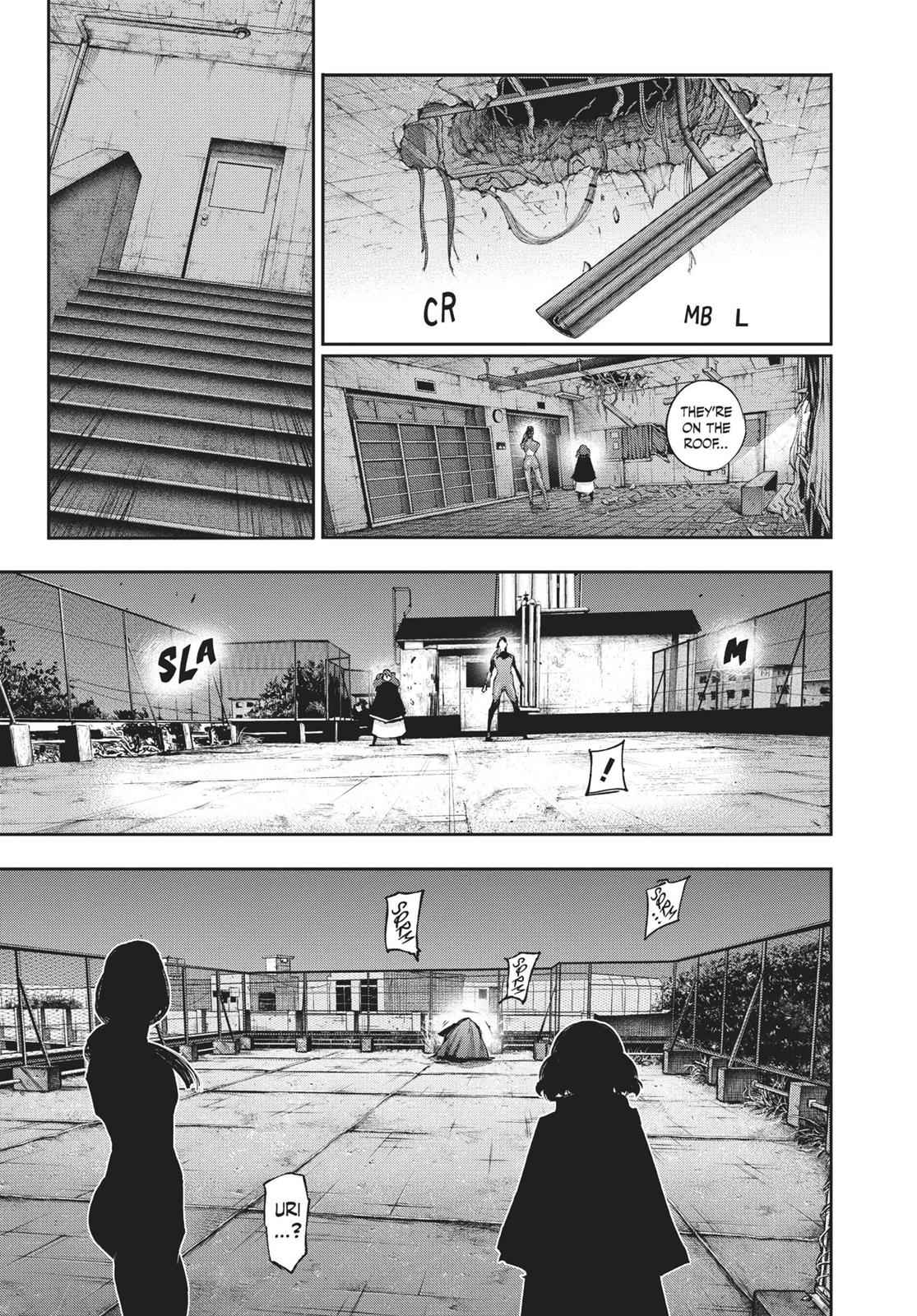 Tokyo Ghoul:re Chapter 111 Page 18