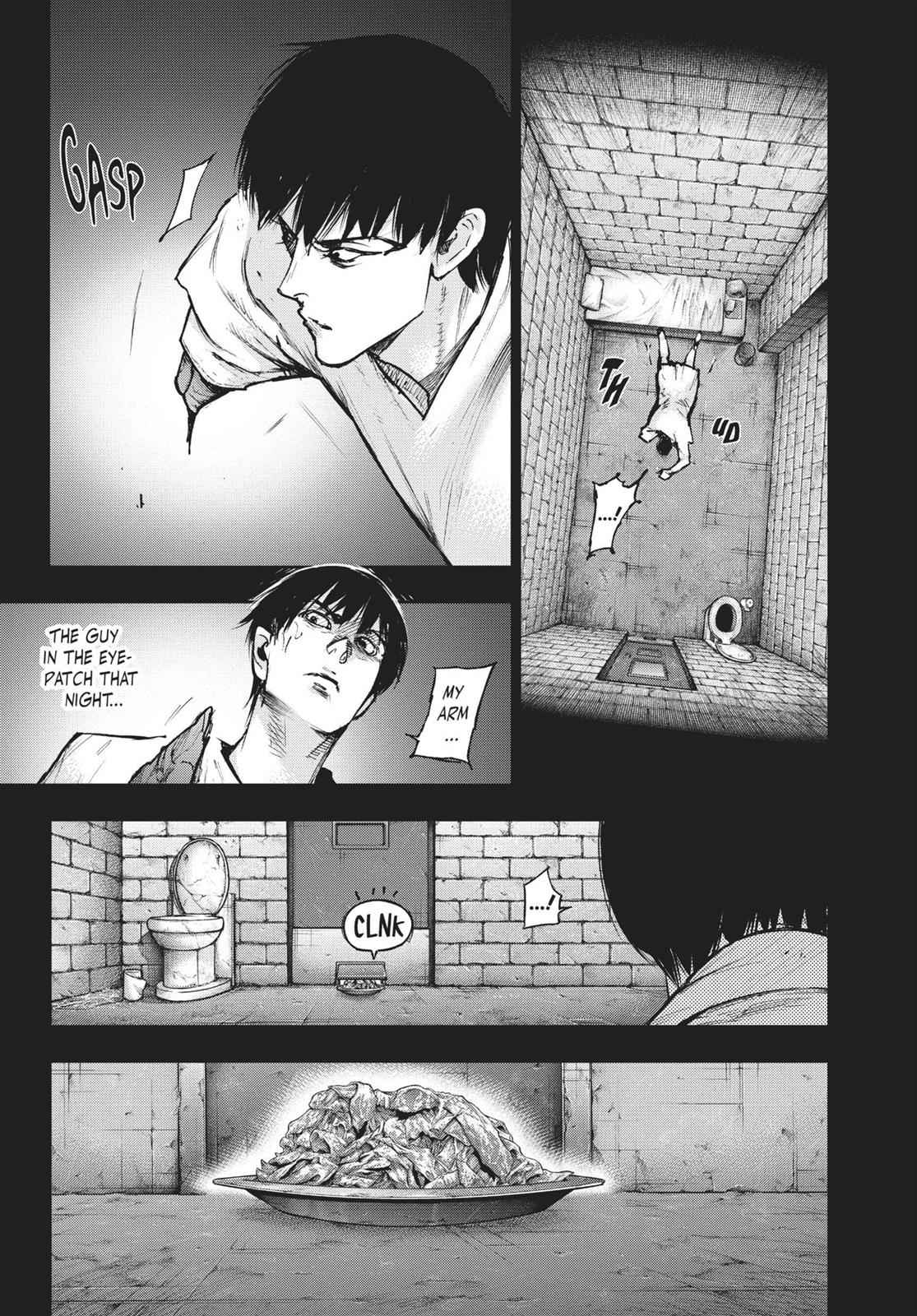 Tokyo Ghoul:re Chapter 111 Page 8