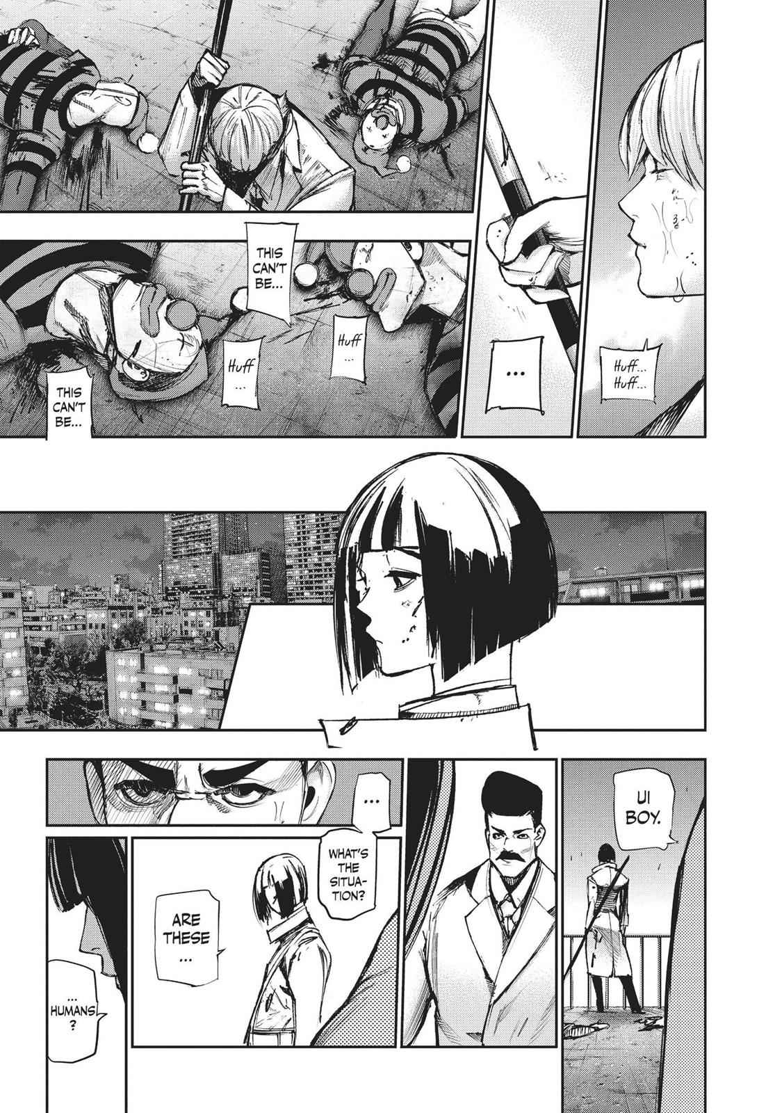 Tokyo Ghoul:re Chapter 113 Page 3