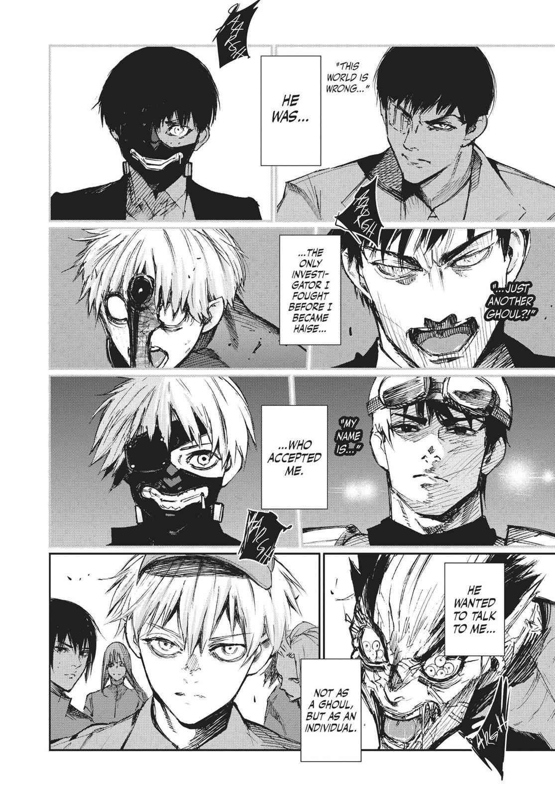 Tokyo Ghoul:re Chapter 113 Page 8