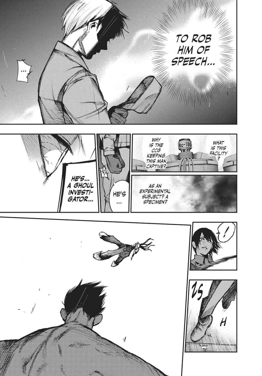 Tokyo Ghoul:re Chapter 113 Page 9