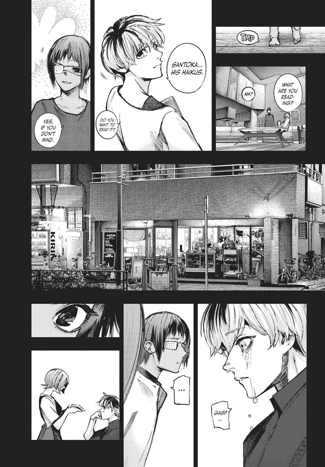 Tokyo Ghoul:re Chapter 114 Page 2