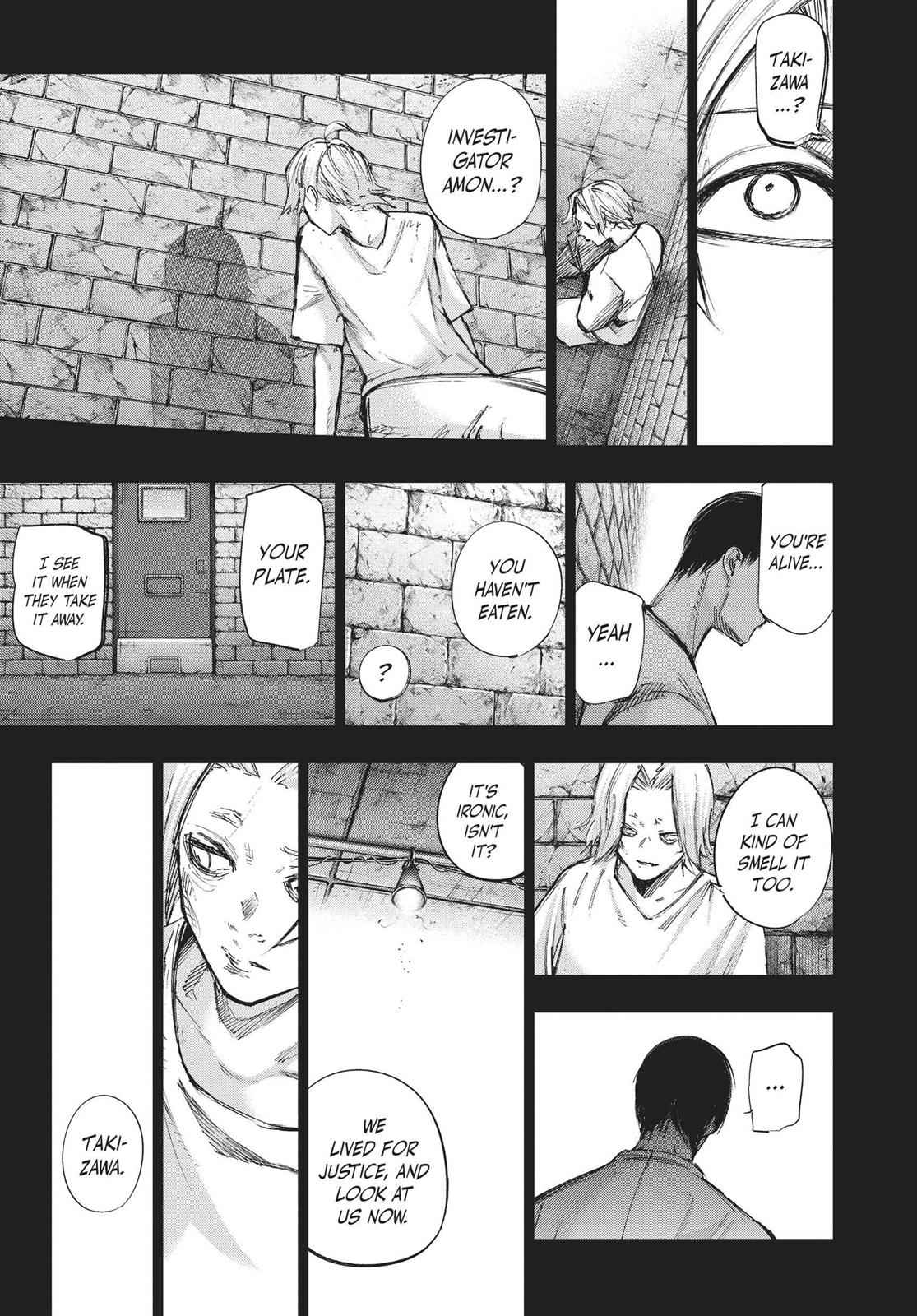 Tokyo Ghoul:re Chapter 115 Page 7