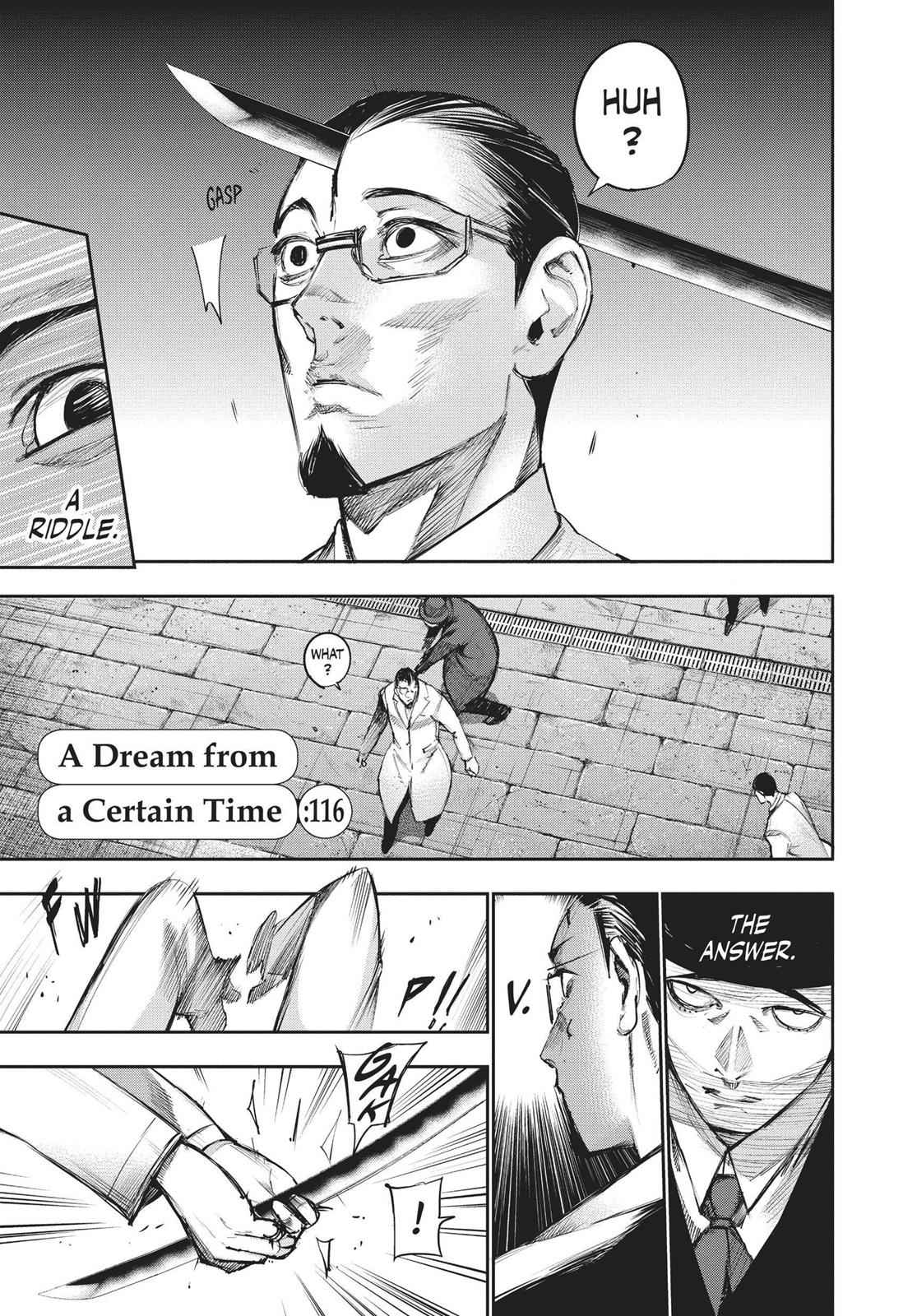 Tokyo Ghoul:re Chapter 116 Page 1