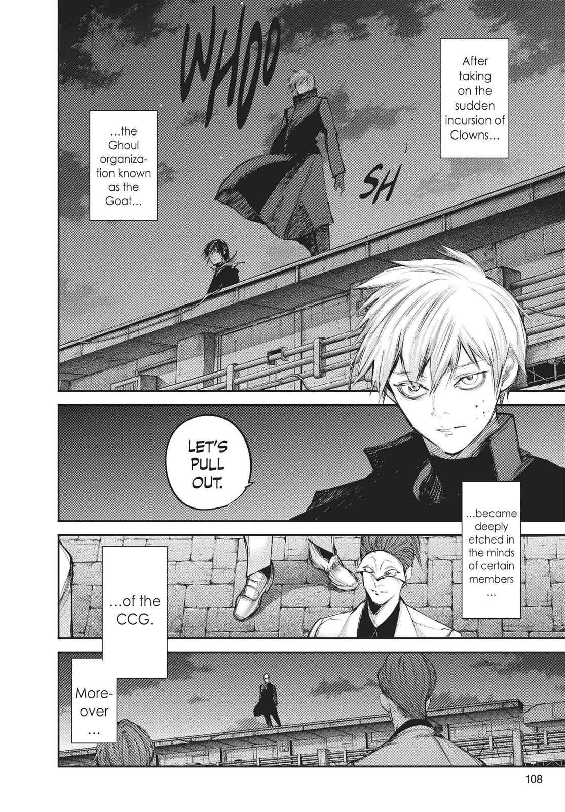 Tokyo Ghoul:re Chapter 116 Page 11
