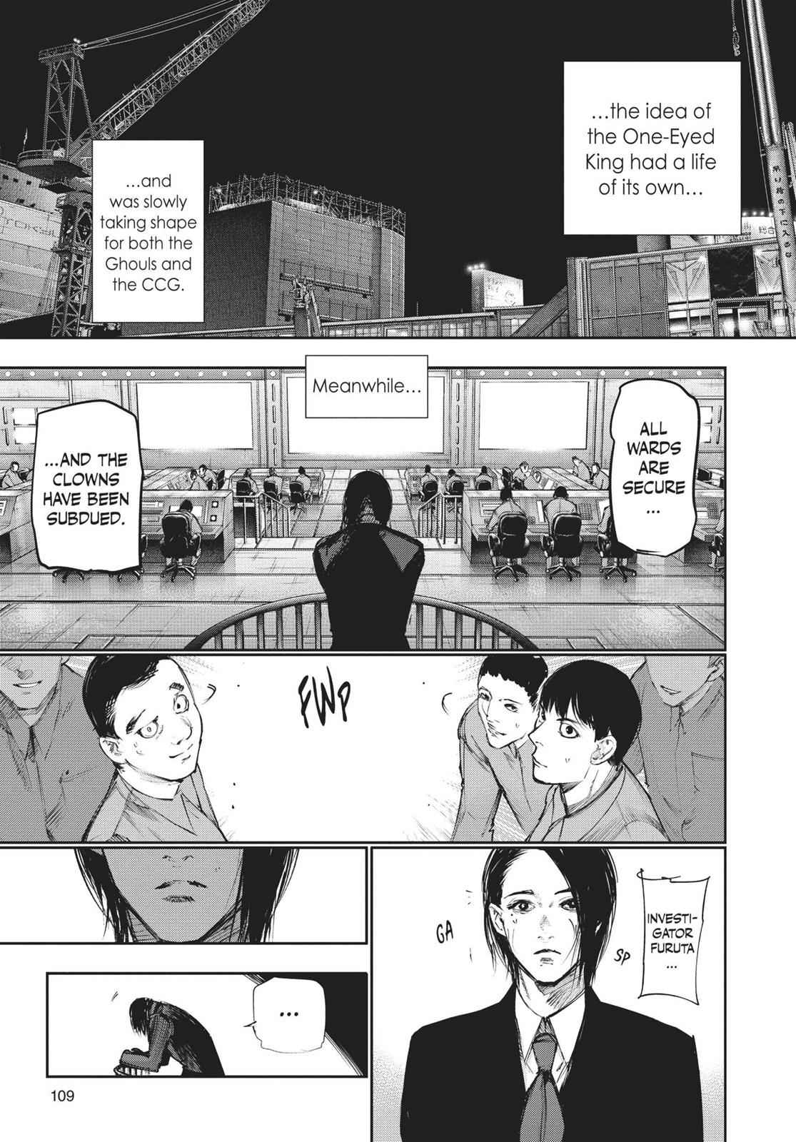 Tokyo Ghoul:re Chapter 116 Page 12