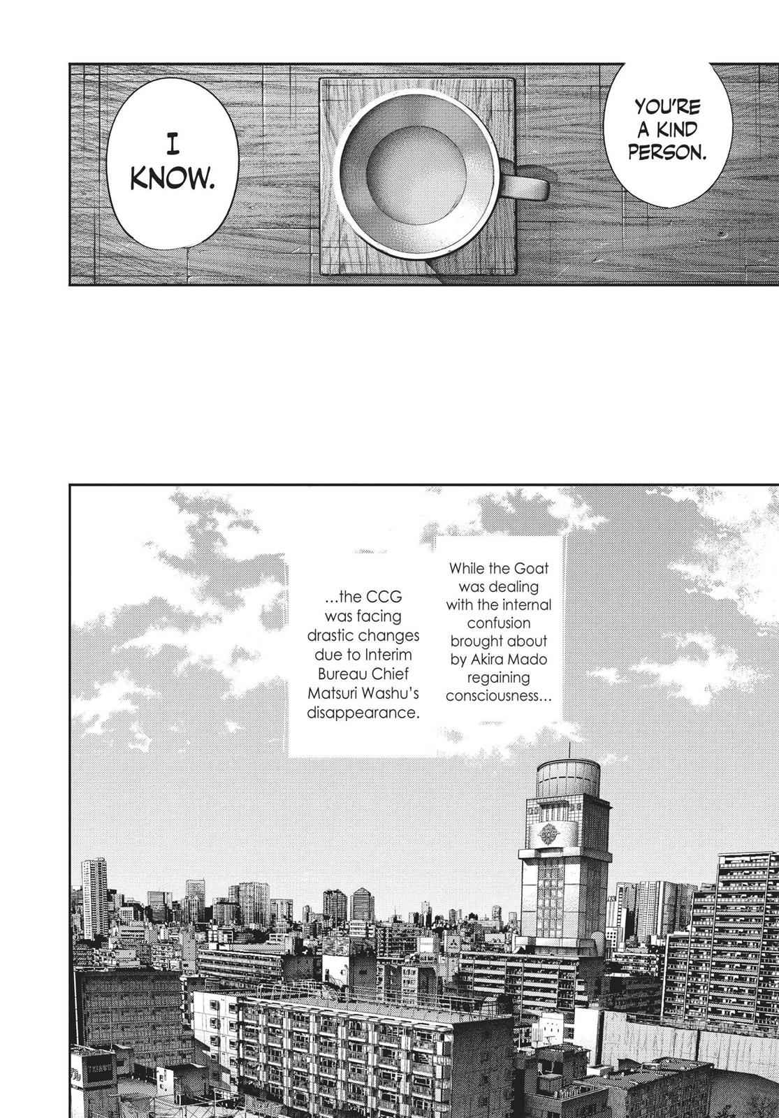 Tokyo Ghoul:re Chapter 117 Page 14