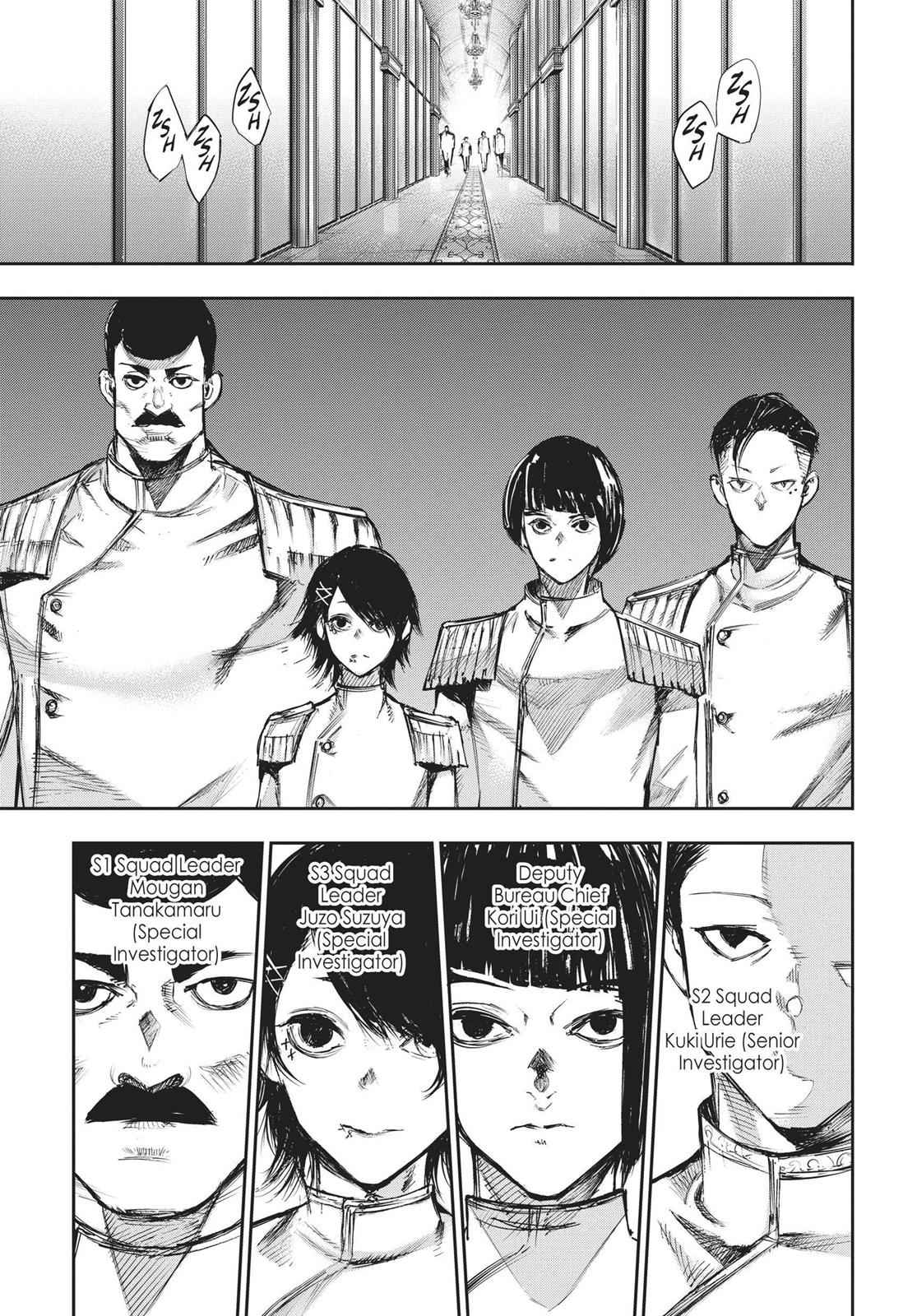 Tokyo Ghoul:re Chapter 117 Page 15