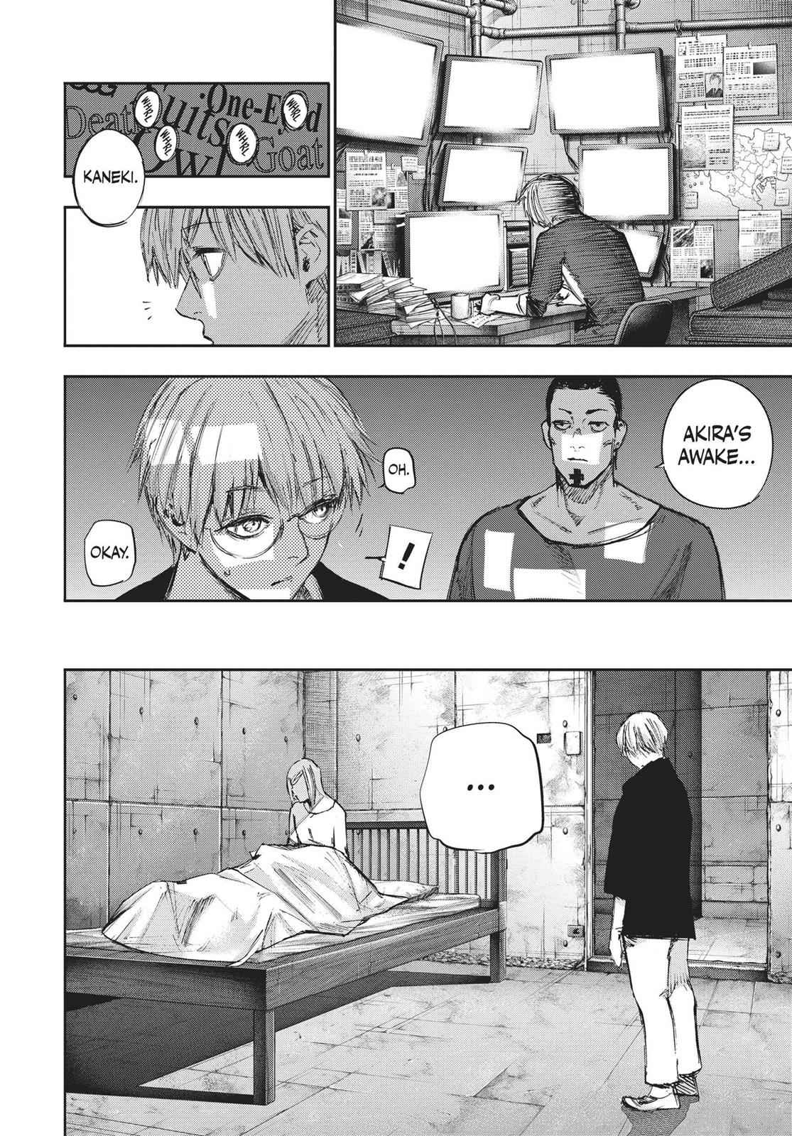 Tokyo Ghoul:re Chapter 117 Page 2