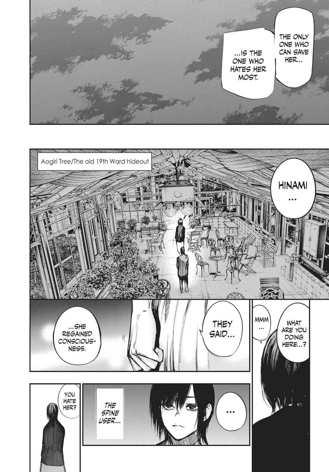 Tokyo Ghoul:re Chapter 117 Page 6