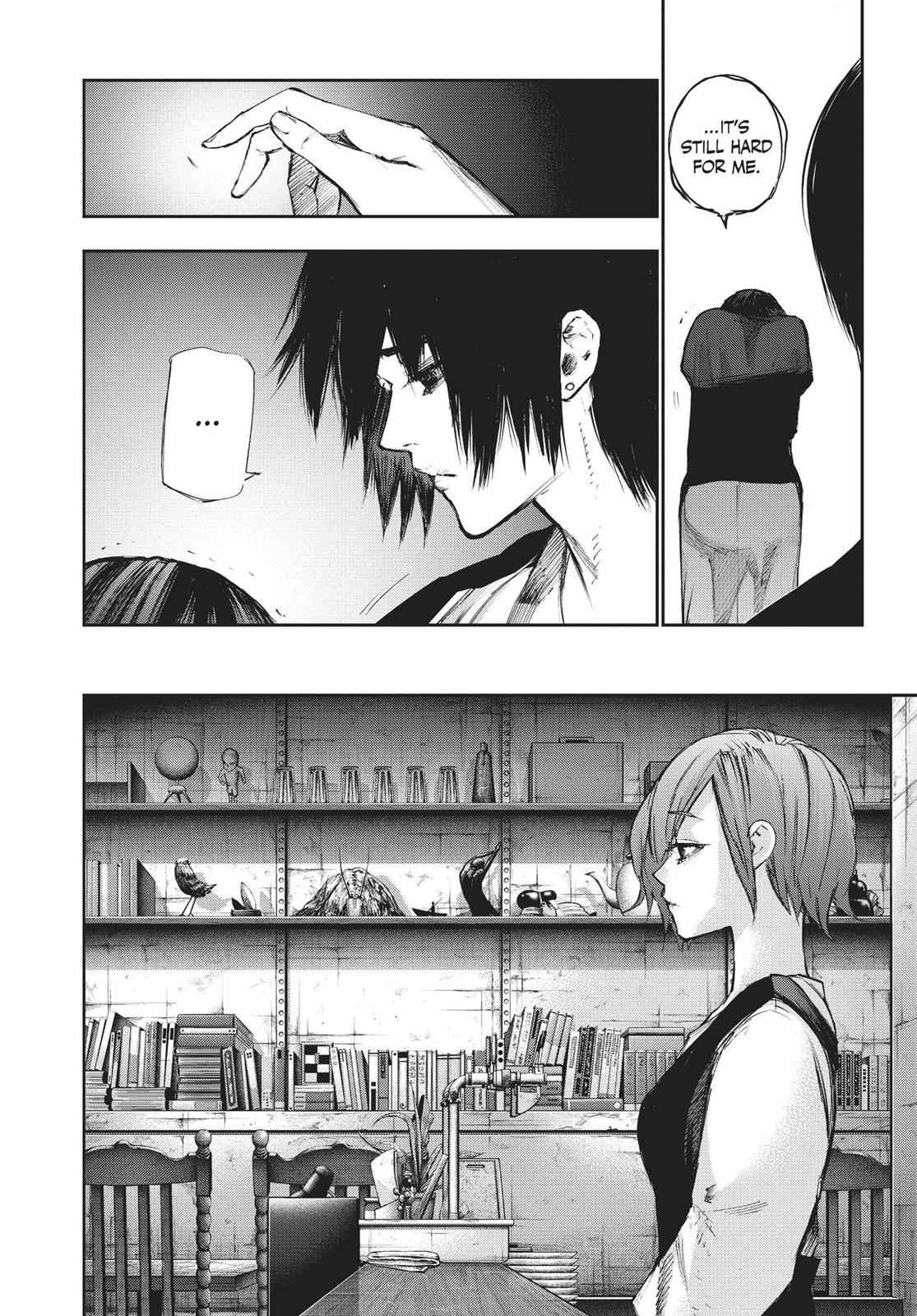 Tokyo Ghoul:re Chapter 117 Page 8