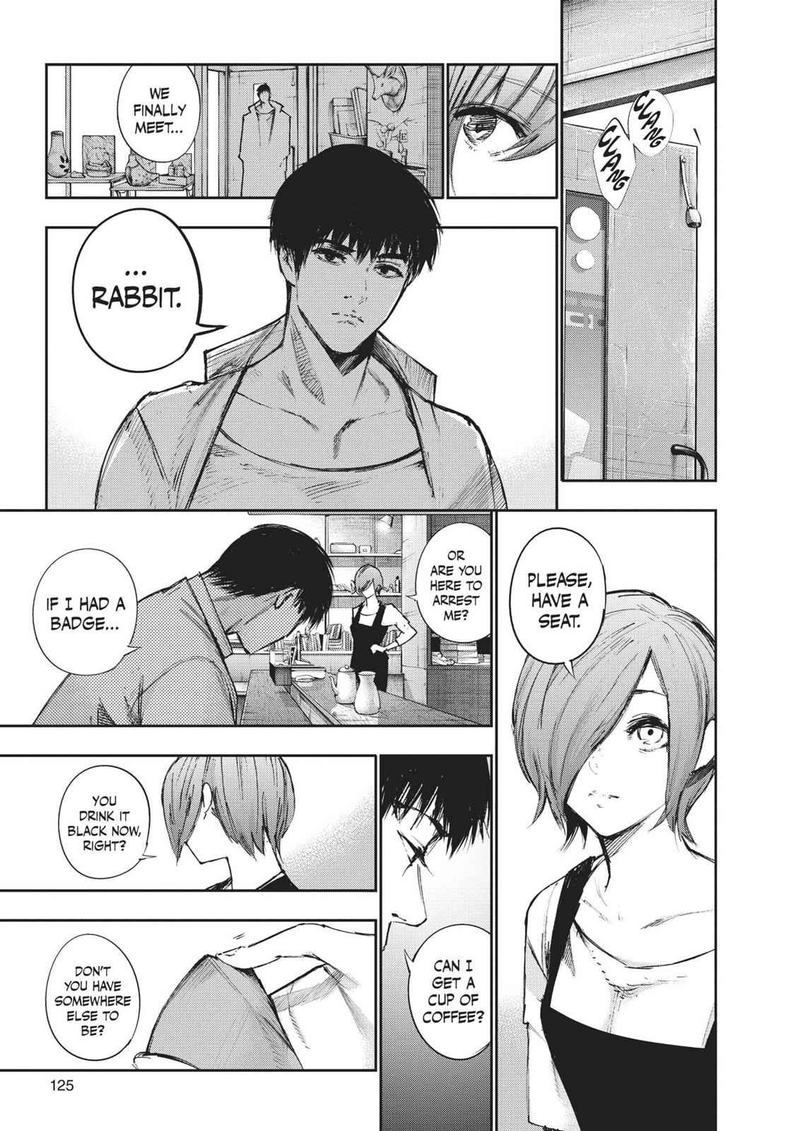 Tokyo Ghoul:re Chapter 117 Page 9