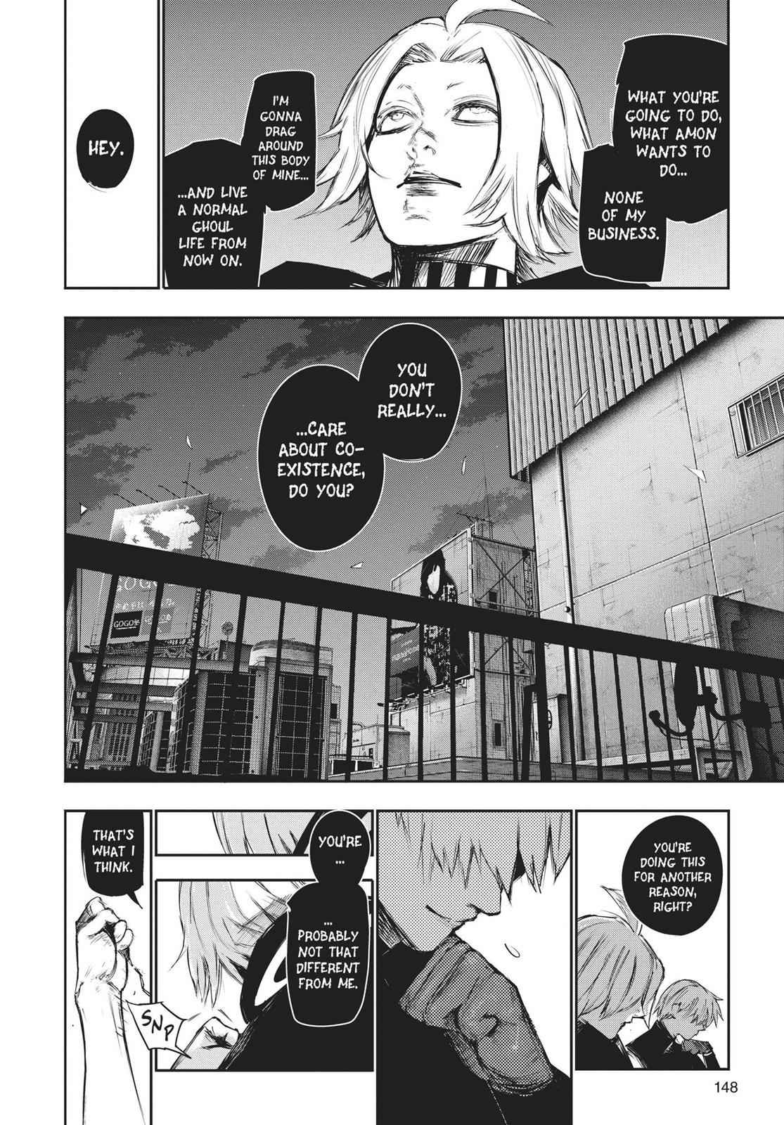 Tokyo Ghoul:re Chapter 118 Page 13