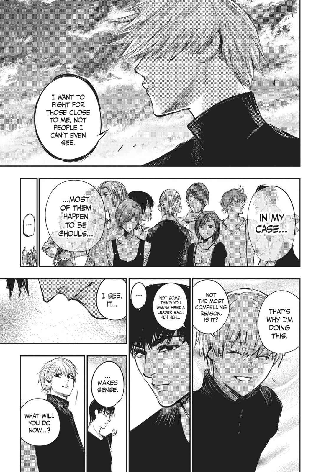 Tokyo Ghoul:re Chapter 119 Page 11
