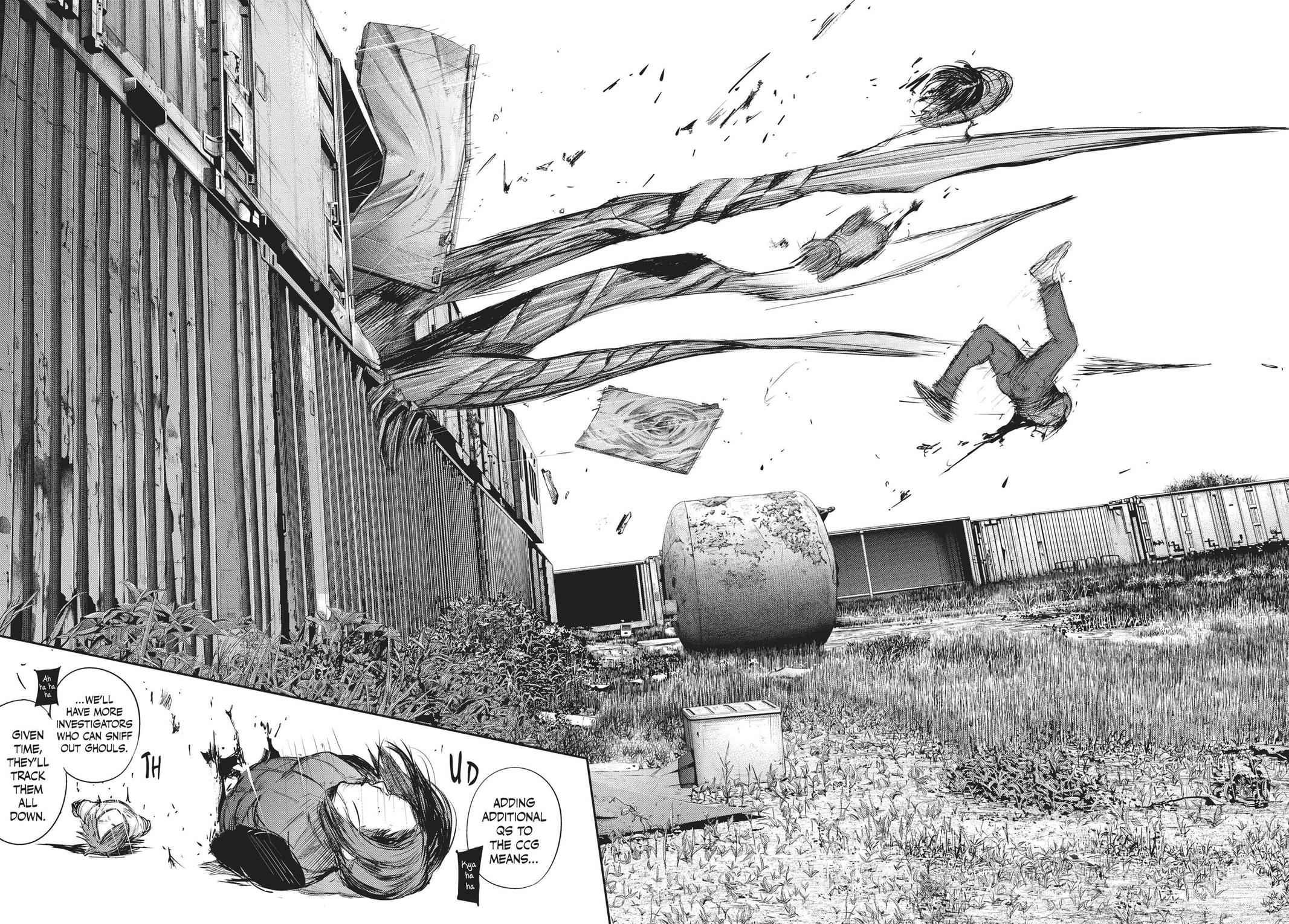Tokyo Ghoul:re Chapter 119 Page 16