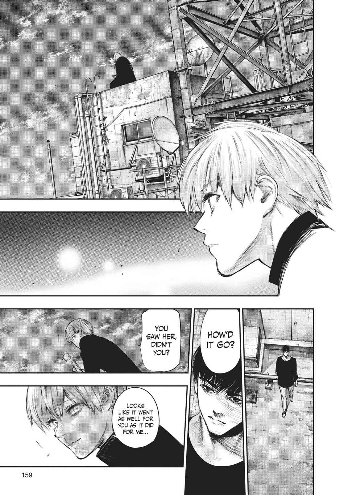 Tokyo Ghoul:re Chapter 119 Page 5